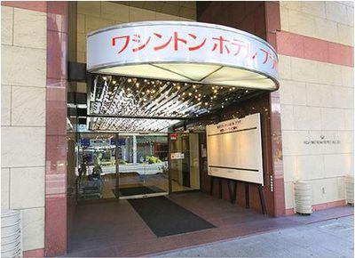 岐阜ワシントンホテルプラザは 名鉄岐阜駅から徒歩3分、JR岐阜駅から徒歩7分