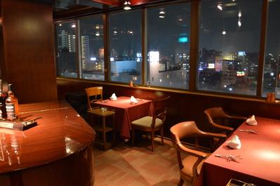 ◆2名掛けテーブル席(窓側)