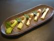 白葱にんにく味噌焼き