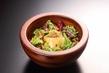 大山豆腐のカリカリジャコサラダ
