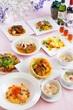 フカヒレ・北京ダック含む福井食材+秋食材を味わう全8品『紅葉』5700円