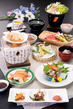 北海道 彩(あや)会席+飲み放題 7,940円コース