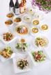 夏食材を味わう全8品『ひまわり』4500円