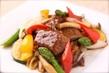 鳥取和牛と野菜の炒め
