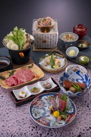 ◆会席料理+飲み放題プラン