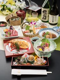 ◆お祝い会席料理「花扇」◆  お顔合せ等お祝いのお席へ!