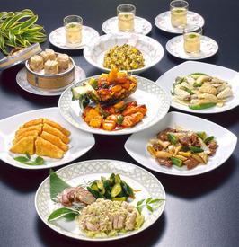「法要席コース」のイメージ写真 (季節により食材等ことなる場合がございます。)