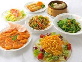 中華料理のポピュラーなメニューばかりを集めました。