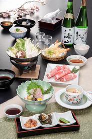 ◆春おめでとう ~祝会席料理~『千寿』