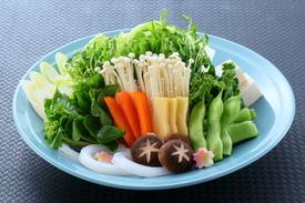 3月1日~5月末は春野菜でございます。