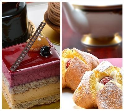 ひとつひとつ手作りのケーキはフランス菓子の伝統の味です!!