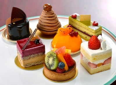 ケーキ各種 ※ケーキセットをご注文頂くとお好きなケーキを一つ選べます