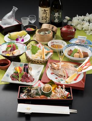 ◆お祝い料理 『千寿会席』 お顔合せ、お節句、ご長寿、記念日等の各種お祝いへ・・・