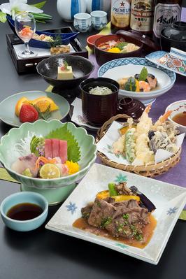 ■ご法要会席料理 『桔梗会席』