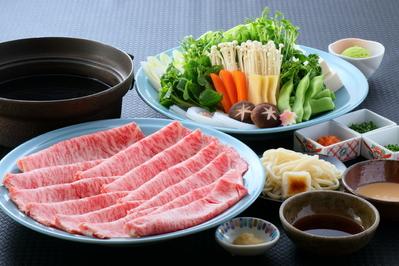 ◆しゃぶしゃぶと季節の野菜