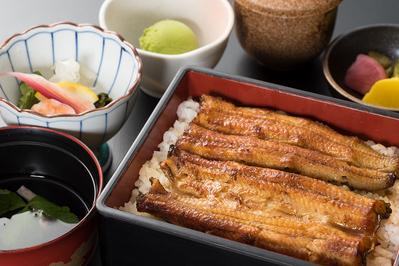 ■鰻料理 うな重御膳 【要予約】